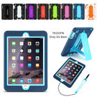 HEAVY DUTY DEFENCE SHOCK PROOF HARD CASE COVER FOR YOUR APPLE IPAD TABLET
