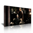 Godfather Movie Icon Canvas Abstract Modern Wall Art Print Deco