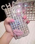 New Bling Rhinestone Crystals Case Cover For Samsung Galaxy S5/6/7 Note 4 5 7 J7