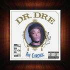 Dr. Dre The Chronic - PP Signed Autographed Framed Photo/Box Canvas Print