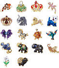 Charm Costume Animals Brooch Pin Crystal Rhinestone Party Jewellery Gifts Unisex