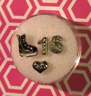Hockey Mom Charms Lot Ice Skate & Choose Player Number Fits Origami Owl Lockets