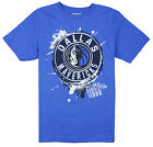 NBA Youth Boys Dallas Mavericks Vintage Tee - Blue on eBay