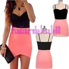 Fashion Women Summer Sleeveless Evening Party Cocktail Casual Short Mini Dress