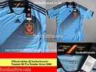 M L XL XXL SPAIN ADIDAS Football Soccer SHIRT JERSEY Tags New CLIMACOOL
