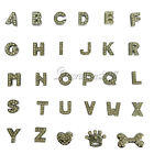 Pet Dog Cat Personalized Rhinestone Pet Name Letter Decor Exclude Collar DIY