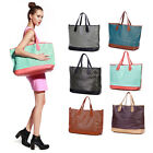 Mischa Large Women's Leather Handbag Tote Shoulder Satchel Shopping Hobo Bag