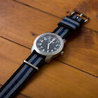 NYLON LOOP NATO Military RAF Replacement Watch Strap / Band image