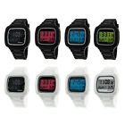 Revolt Digital Breakaway Watch with Silicone Band - 8 Colors