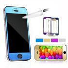 for Apple iPhone 5 Screen Protector Multi Color Film Front or Back Guard Glass