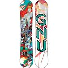 2015 Gnu Ladies Gateway PBTX 143cm Womens Snowboard