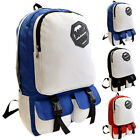 Fashion Women Girl Casual Canvas Backpack Shoulder School Bag Satchel Bookbag