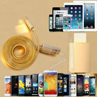 100cm USB Sync Data Charger Cable Small Micro for iphone samsung LG HTC MEIZU MI
