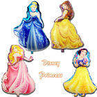 90cm Disney Princess Foil Balloons Kids Girls Beauty Party Supplies Props