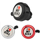 Bicycle Cycle Classic Steel Bell Cycling Horn With Fittings Mountain Road Bike