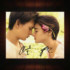 Fault In Our Stars Woodley Elgort PP Signed Autograph Framed Photo/Canvas Print