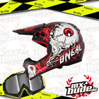 ONEAL 5 Serie Casco Mutant Mascherina Motocross Enduro Cross MX Quad DH MX-BUDE
