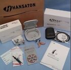 2 Hansaton Sound 9 Phonak 90 20 CH RIC BTE Hearing Aids Aid Bluetooth Remote