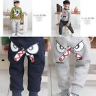 Kids Boys Girls Clothes Harem Pants Trousers Cartoon angry birds print free ship