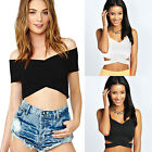 Sexy Lady Cami Bra Top Bustier Cut Out Shirts Crop Top Bralette Tank Cami Blouse