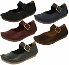 Ladies Clarks Mary Jane Flats Style - Janey June
