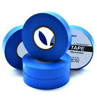 BLUE ELECTRICAL PVC INSULATION / INSULATING  TAPE 19mm x 33m FLAME RETARDANT