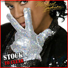 Fancy Dress OFFICIAL MICHAEL JACKSON SEQUIN GLOVE Wholesale lot