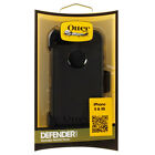 New OtterBox Defender Case for iPhone 5S & 5 & SE +Holster - Works with Touch ID