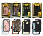 New OtterBox Defender Case for iPhone 5S & 5 & SE +Holster - Works with Touch ID $8.99 USD on eBay