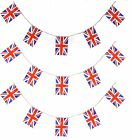 UNITED KINGDOM BUNTING 200FT COUNTRY FLAG PARTY DECORATION PVC ALL WEATHER