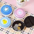 Lovely Girl Ladys Mini Cartoon Animal Shape Silicone Coin Purse Wallet Case