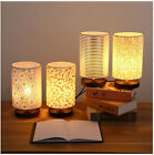 Modern 1pc Wooden Table Lamp Study Room Bedside lamp Decor table lamp 3790