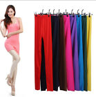Colorful Skinny Jeggings Stretchy Sexy Pants Soft Pencil Leggings 18 Colors