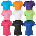 CLEARANCE E2 - JC005 AWDis Breathable Cool Womens Ladies Running Sports T-Shirt