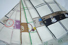 100% Cotton Kitchen Hand/Tea Towels.  Great for your Hands/Dishes
