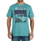 Animal Lincoln T-Shirt Teal CL3SC004/N29 NEW