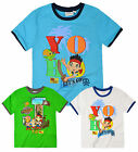 Boys Disney Jake And The Neverland Pirates Short Sleeved T Shirt New Ages 3-6