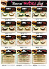 REMY MODEL LASH NATURAL Fashion Lashes 100% Human Hair **BEST QUALITY**