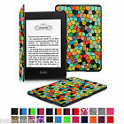 2012, 2013, 2014 and 2015 All-New Amazon Kindle Paperwhite 6 Leather Case Cover