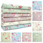 AUBREY & MAY - DELICATE VINTAGE FLORALS - 100% COTTON FABRIC patchwork fashion