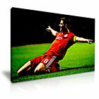Steven Gerrard Liverpool Football Canvas Wall Art Picture Print ~ More Size