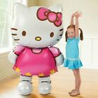 "Hello Kitty Balloon, 31"" Helium Large, Giant, Jumbo Kid Birthday Party, Mylar"