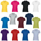 New Women Gildan Sport T-shirt With Welt Contoured Collar and Cuffs Size 8-18/20