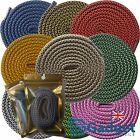 YoYo Brand Rope Shoelaces - Pair Thick Strong Sneaker Boot Laces Sports UK Stock