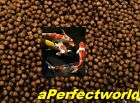 PREMIUM 3MM PELLETS FOOD JAPANESE KOI CARP POND GOLDFISH HIGH GROWTH 44% PROTEIN