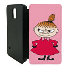 Moomins Cartoon Flip Case Cover for Samsung S3 S4 S5 S6 - 41