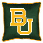 Baylor University Bears Throw Toss Pillow Set of 2 Sidelines