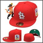 New Era St. Louis Cardinals Fitted Hat 1967 World Series Side Patch MLB 59fifty