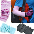 Summer Unisex Outdoor Cycling Climbing Cover Arm Sun Protection Sport Oversleeve
