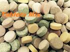 TABLET MIX TROPICAL FISH FOOD FEED COLOUR ENHANCING CATFISH,PLECO,LOACH,CICHLID